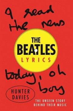 The Beatles Lyrics - The Beatles; Davies, Hunter