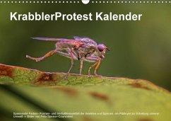 KrabblerProtest Kalender (Wandkalender 2018 DIN A3 quer)