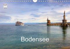 Bodensee (Wandkalender 2018 DIN A4 quer) Dieser erfolgreiche Kalender wurde dieses Jahr mit gleichen Bildern und aktualisiertem Kalendarium wiederveröffentlicht.