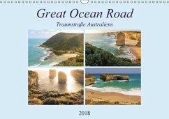 Great Ocean Road - Traumstraße Australiens (Wandkalender 2018 DIN A3 quer)