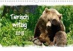 Tierisch witzig (Wandkalender 2018 DIN A4 quer)