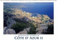 Cote d' Azur II - Sonnenküste Frankreichs (Wandkalender 2018 DIN A2 quer) Dieser erfolgreiche Kalender wurde dieses Jahr mit gleichen Bildern und aktualisiertem Kalendarium wiederveröffentlicht.