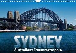 SYDNEY Australiens TraummetropoleCH-Version (Wandkalender 2018 DIN A4 quer)