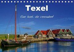 Texel - Eine Insel die verzaubert (Tischkalender 2018 DIN A5 quer)