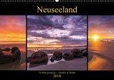 Neuseeland - Attraktiver Süden (Wandkalender 2018 DIN A2 quer) Dieser erfolgreiche Kalender wurde dieses Jahr mit gleichen Bildern und aktualisiertem Kalendarium wiederveröffentlicht.
