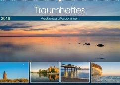 Traumhaftes Mecklenburg-Vorpommern (Wandkalender 2018 DIN A2 quer)