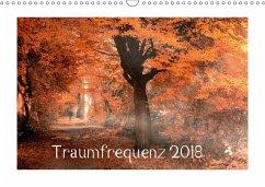 Traumfrequenz 2018 (Wandkalender 2018 DIN A3 quer)