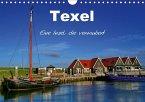 Texel - Eine Insel die verzaubert (Wandkalender 2018 DIN A4 quer)