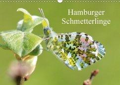 Hamburger Schmetterlinge (Wandkalender 2018 DIN A3 quer)