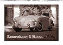 Dannenhauer & Stauss (Wandkalender 2018 DIN A2 quer)