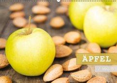 Äpfel (Wandkalender 2018 DIN A2 quer) Dieser erfolgreiche Kalender wurde dieses Jahr mit gleichen Bildern und aktualisiertem Kalendarium wiederveröffentlicht.