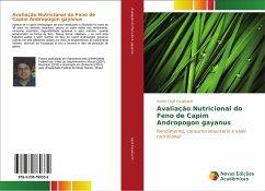 Avaliação Nutricional do Feno de Capim Andropogon gayanus