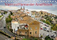 Vietri sul Mare an der Amalfiküste (Tischkalender 2018 DIN A5 quer)