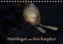 Nishikigoi oder Koi Karpfen (Tischkalender 2018 DIN A5 quer)