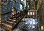 Lost Places - Verlassene Orte (Wandkalender 2018 DIN A4 quer)