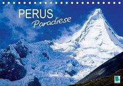 Perus Paradiese (Tischkalender 2018 DIN A5 quer)