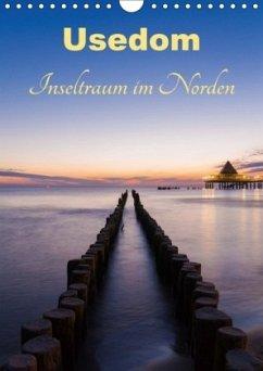 Usedom - Inseltraum im Norden (Wandkalender 2018 DIN A4 hoch)