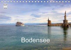 Bodensee (Tischkalender 2018 DIN A5 quer) Dieser erfolgreiche Kalender wurde dieses Jahr mit gleichen Bildern und aktualisiertem Kalendarium wiederveröffentlicht.