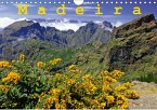 Madeira (Wandkalender 2018 DIN A4 quer) Dieser erfolgreiche Kalender wurde dieses Jahr mit gleichen Bildern und aktualisiertem Kalendarium wiederveröffentlicht.