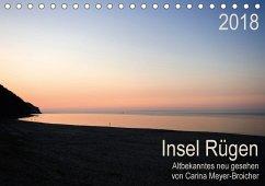 Insel Rügen - Albekanntes neu gesehen (Tischkalender 2018 DIN A5 quer) Dieser erfolgreiche Kalender wurde dieses Jahr mit gleichen Bildern und aktualisiertem Kalendarium wiederveröffentlicht.