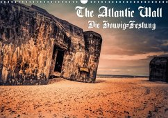 The Atlantic Wall - Die Houvig Festung 2018 (Wandkalender 2018 DIN A3 quer)
