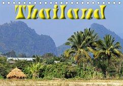 Thailand (Tischkalender 2018 DIN A5 quer) Dieser erfolgreiche Kalender wurde dieses Jahr mit gleichen Bildern und aktualisiertem Kalendarium wiederveröffentlicht.