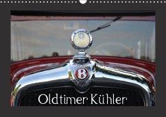 Oldtimer Kühler (Wandkalender 2018 DIN A3 quer)