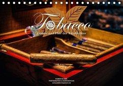 Tobacco - Genuss und Flair der Tabakkultur (Tischkalender 2018 DIN A5 quer)