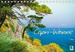 Capri-Wonne (Tischkalender 2018 DIN A5 quer)