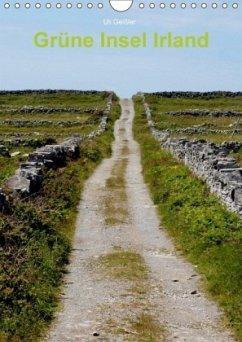 Grüne Insel Irland / Planer (Wandkalender 2018 DIN A4 hoch)