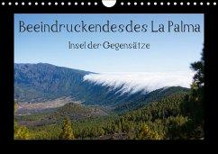 Beeindruckendes La PalmaCH-Version (Wandkalender 2018 DIN A4 quer)