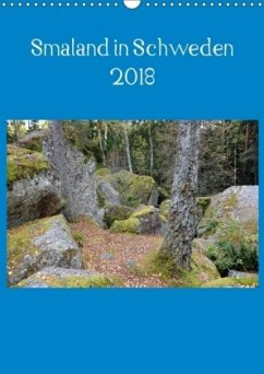 Matthias Gerlach smaland in schweden 2018 wandkalender 2018 din a3 hoch