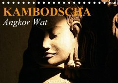 Kambodscha . Angkor Wat (Tischkalender 2018 DIN A5 quer)