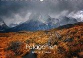 Patagonien-Land der Extreme (Wandkalender 2018 DIN A2 quer)