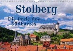 Stolberg - Die Perle des Südharzes (Wandkalender 2018 DIN A4 quer) Dieser erfolgreiche Kalender wurde dieses Jahr mit gleichen Bildern und aktualisiertem Kalendarium wiederveröffentlicht.