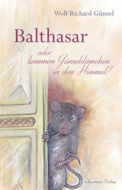 Balthasar ? oder kommen Gänseblümchen in den Himmel?