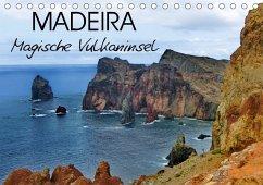 Madeira Magische Vulkaninsel (Tischkalender 2018 DIN A5 quer)