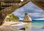 Neuseeland - Streifzug über die Nordinsel (Wandkalender 2018 DIN A4 quer)