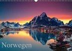 Norwegen (Wandkalender 2018 DIN A3 quer)