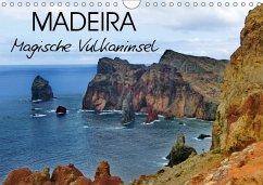 Madeira Magische Vulkaninsel (Wandkalender 2018 DIN A4 quer)