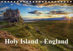Holy Island - England (Tischkalender 2018 DIN A5 quer)