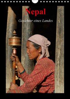 Nepal - Gesichter eines Landes (Wandkalender 2018 DIN A4 hoch) Dieser erfolgreiche Kalender wurde dieses Jahr mit gleichen Bildern und aktualisiertem Kalendarium wiederveröffentlicht.