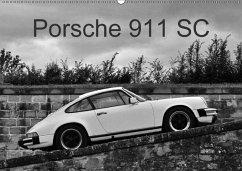 Porsche 911 SC (Wandkalender 2018 DIN A2 quer)