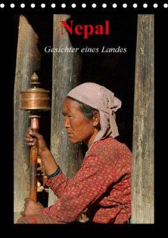 Nepal - Gesichter eines Landes (Tischkalender 2018 DIN A5 hoch) Dieser erfolgreiche Kalender wurde dieses Jahr mit gleichen Bildern und aktualisiertem Kalendarium wiederveröffentlicht.