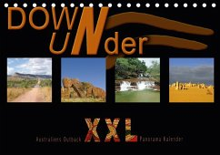 Down Under - Australiens Outback XXL (Tischkalender 2018 DIN A5 quer)
