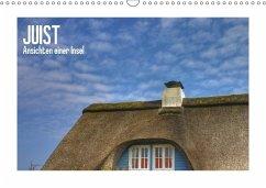 JUIST - Ansichten einer Insel (Wandkalender 2018 DIN A3 quer)
