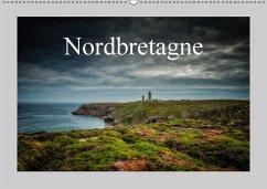 Nordbretagne (Wandkalender 2018 DIN A2 quer)