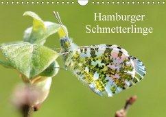 Hamburger Schmetterlinge (Wandkalender 2018 DIN A4 quer)