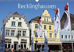 Recklinghausen (Wandkalender 2018 DIN A3 quer)