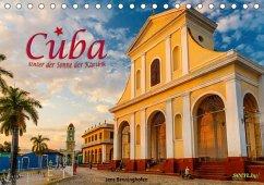 Cuba - Unter der Sonne der Karibik (Tischkalender 2018 DIN A5 quer)